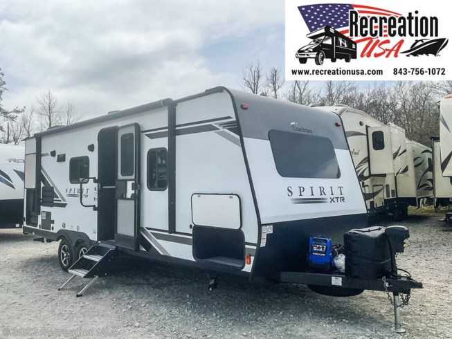 Used 2020 Coachmen Spirit XTR 2145RBX available in Longs, South Carolina