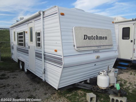 Used 1997 Dutchmen Classic 220 For Sale By Bourbon Rv
