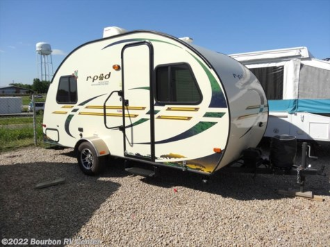 #U4384 - 2012 Forest River R-Pod RP-171 for sale in Bourbon MO