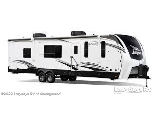 New 2021 Jayco Eagle 330RSTS available in Burns Harbor, Indiana