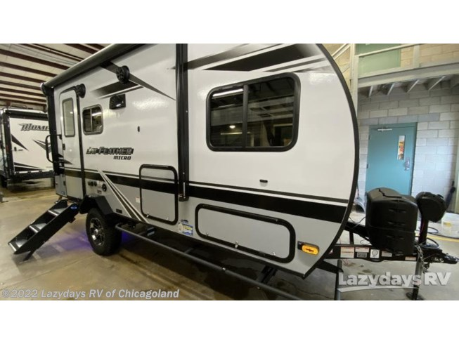 New 2021 Jayco Jay Feather Micro 199MBS available in Burns Harbor, Indiana