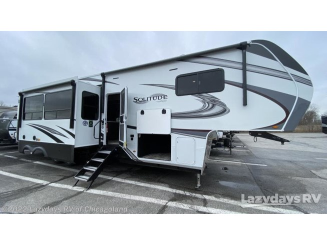 New 2021 Grand Design Solitude S-Class 3740BH available in Burns Harbor, Indiana