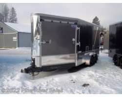 2021 United Trailers XC 7' Wide Vehicle Trailer