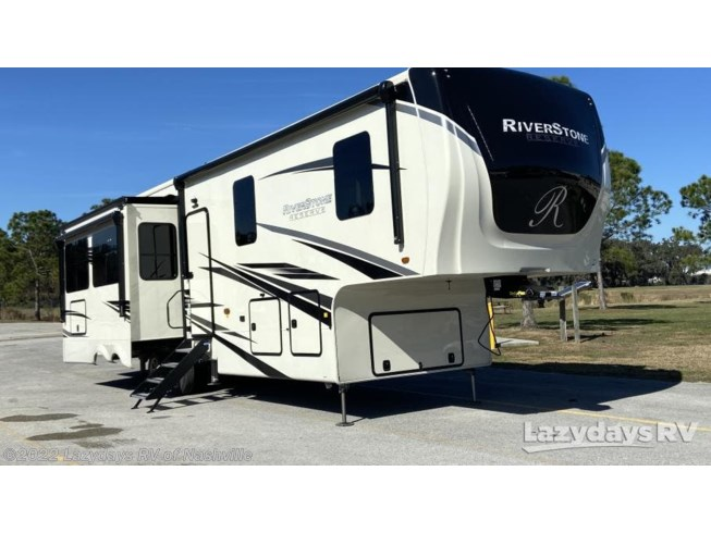 New 2021 Forest River Riverstone Reserve Series 3950FWK available in Murfreesboro, Tennessee