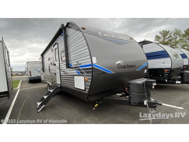 New 2021 Coachmen Catalina Legacy 293QBCK available in Murfreesboro, Tennessee