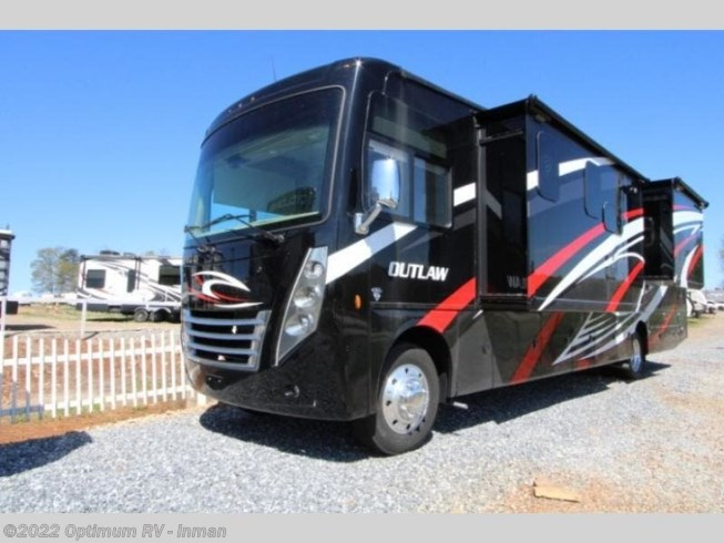 2021 Thor Motor Coach Outlaw 38KB - New Class A For Sale by Optimum RV in Inman, South Carolina