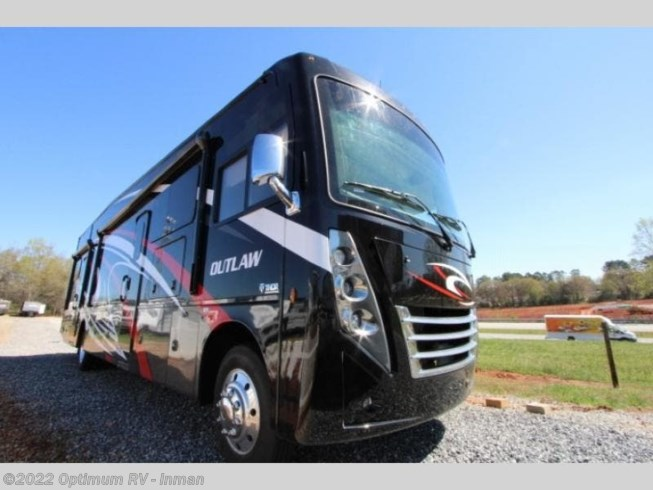 New 2021 Thor Motor Coach Outlaw 38KB available in Inman, South Carolina