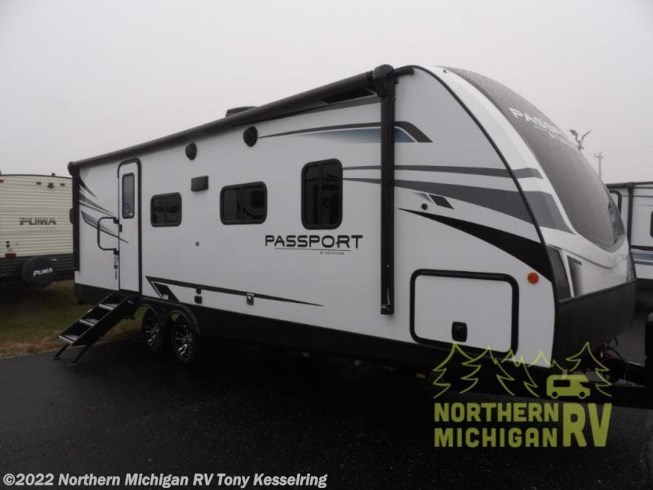 New 2021 Keystone Passport 2400RB GT Series available in Gaylord, Michigan