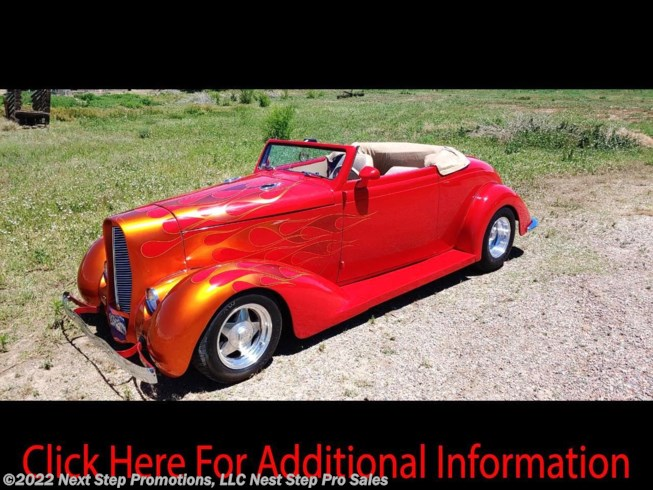 Used 1936 Miscellaneous Chrysler CI-6 Coupe available in Denver, Colorado