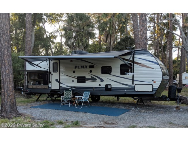 Used 2017 Palomino Puma 28RBQS available in Woodruff, South Carolina