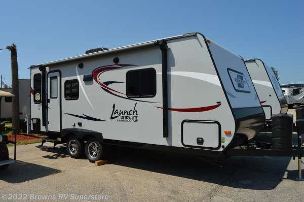 2016 Starcraft Rv Launch Ultra Lite 22bud For Sale In