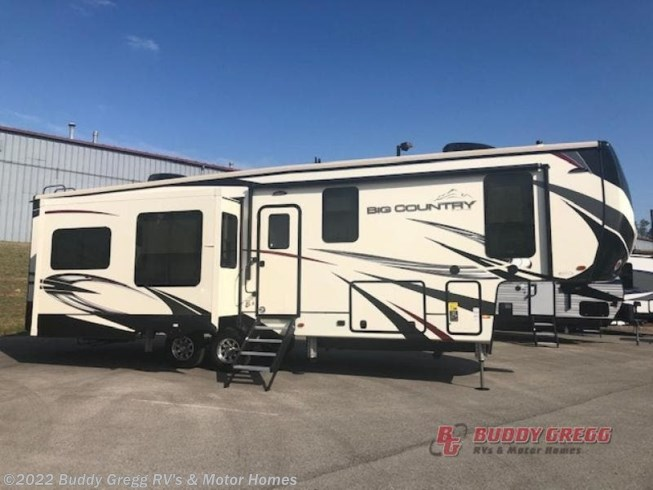 New 2020 Heartland Big Country 3155 RLK available in Knoxville, Tennessee