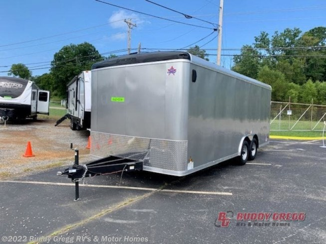 2021 US Cargo 8520 by Forest River from Buddy Gregg RV's & Motor Homes in Knoxville, Tennessee