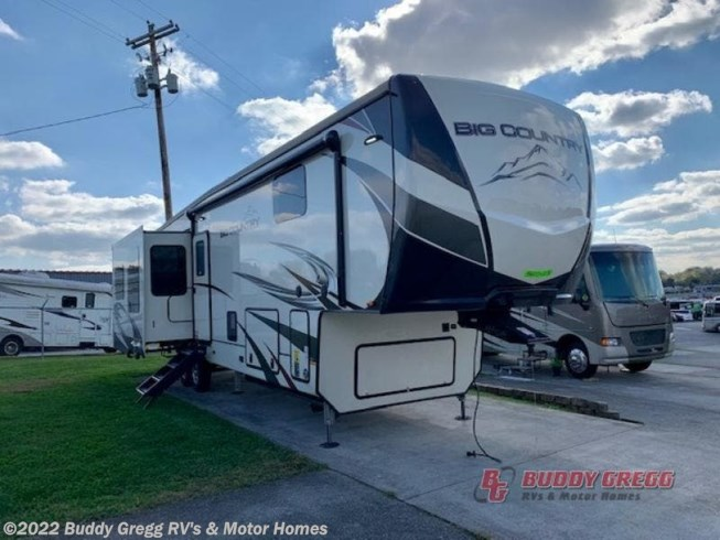 New 2021 Heartland Big Country 3560 SS available in Knoxville, Tennessee