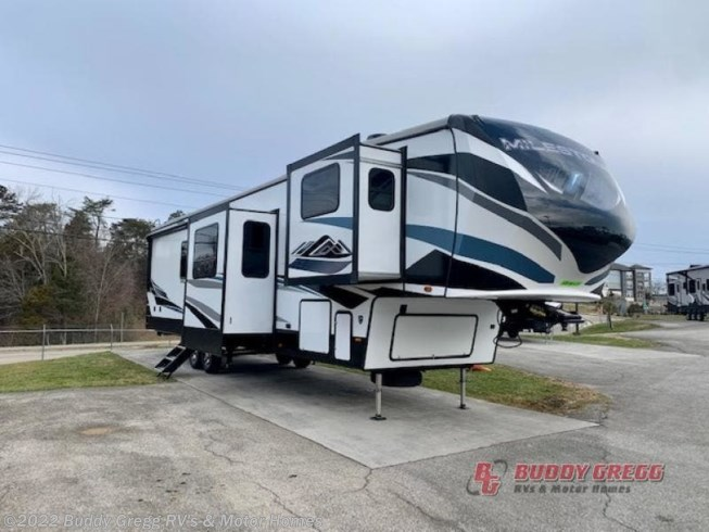 New 2021 Heartland Milestone 370FLMB available in Knoxville, Tennessee