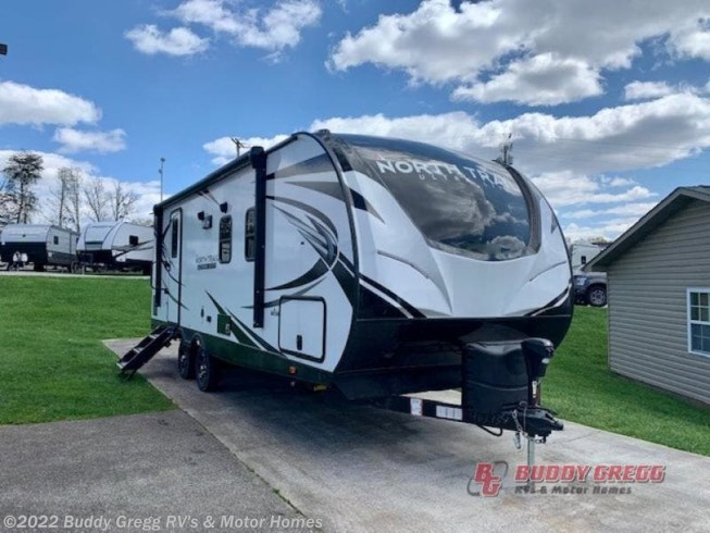 New 2021 Heartland North Trail 22CRB available in Knoxville, Tennessee