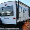 2018 Forest River Salem T27RLSS  - Travel Trailer New  in Rockport TX For Sale by Camper Clinic, Inc. call 877-888-9444 today for more info.