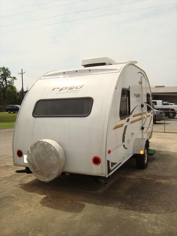 2011 Forest River RV R-Pod RP-177 for Sale in Conroe, TX ...