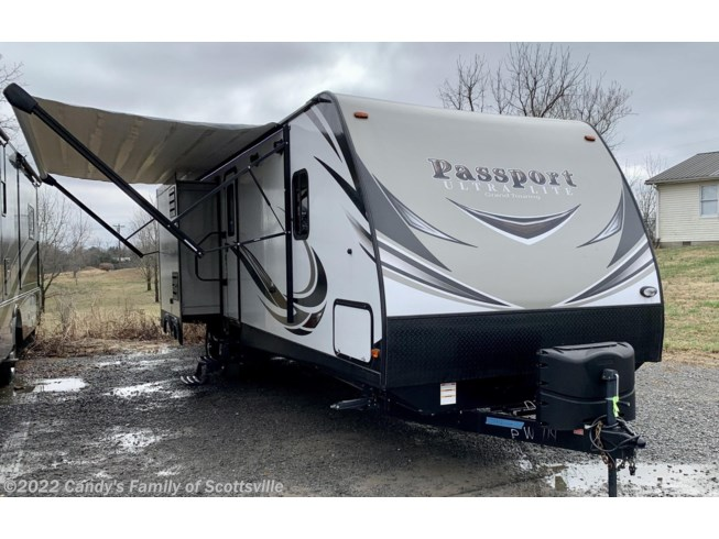 New 2018 Keystone Passport Grand Touring available in Scottsville, Kentucky