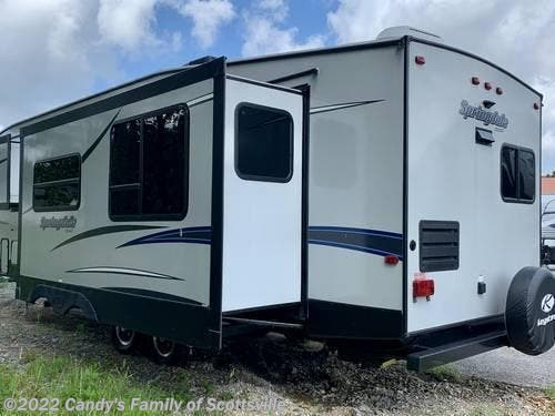 New 2019 Keystone Springdale available in Scottsville, Kentucky