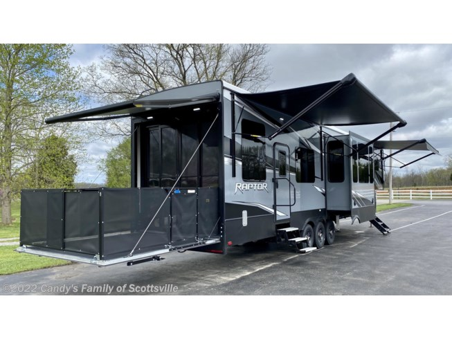 2020 Keystone Raptor - New Fifth Wheel For Sale by Candy's Family of Scottsville in Scottsville, Kentucky