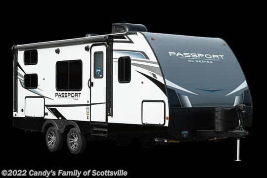 New 2021 Keystone Passport SL Series available in Scottsville, Kentucky