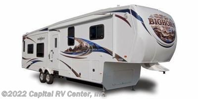 Stock Image for 2012 Heartland RV Bighorn BH 3585RL (options and colors may vary)