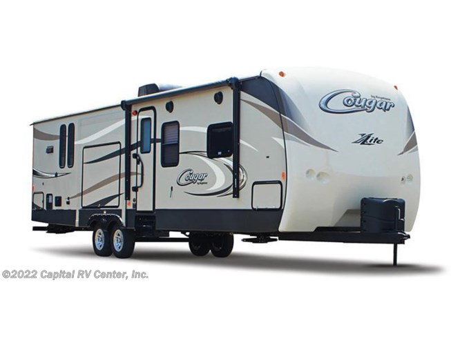 Stock Image for 2017 Keystone Cougar XLite 28RLS (options and colors may vary)