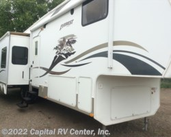 #12131A - 2009 Keystone Everest 348R
