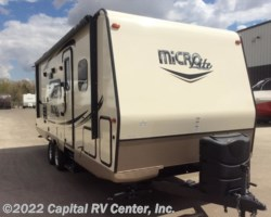 #12810A - 2017 Forest River Flagstaff Micro Lite 25BHS