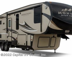 #12918 - 2018 Keystone Montana High Country 320MK