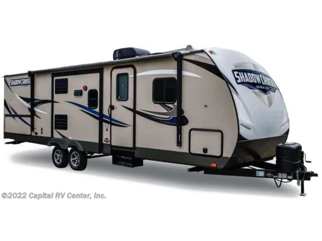 Stock Image for 2016 Cruiser RV Shadow Cruiser S-195WBS (options and colors may vary)