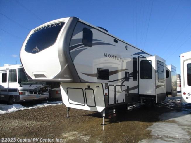 2016 Keystone RV Montana 3820FK For Sale In Minot, ND