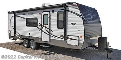 Stock Image for 2014 Keystone Hideout 290LHS (options and colors may vary)