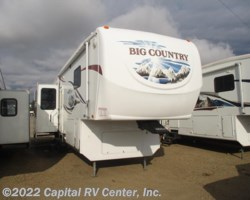 #11171B - 2008 Heartland  Big Country 330RL