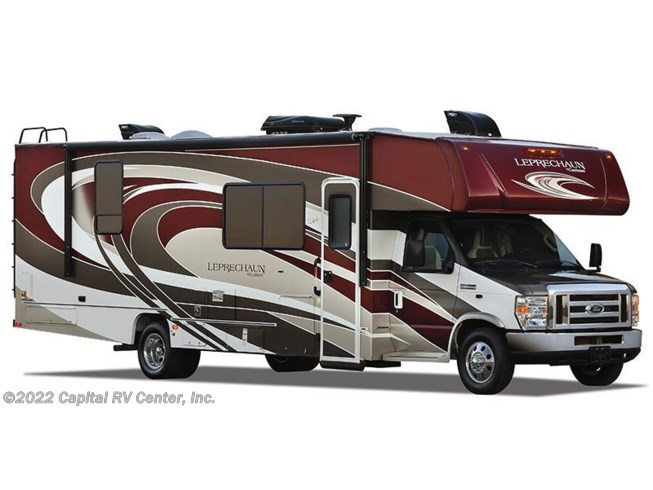 Stock Image for 2018 Coachmen Leprechaun 260DS (options and colors may vary)