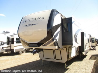 2019 Keystone Montana High Country 310RE