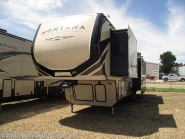2019 Keystone Montana High Country 330RL
