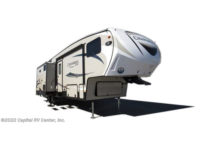 Stock Image for 2016 Coachmen Chaparral Lite 30BHS (options and colors may vary)