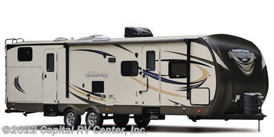 Stock Image for 2015 Forest River Salem Hemisphere Lite 312QBUD (options and colors may vary)