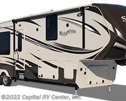 #12462A - 2015 Grand Design Solitude 379FL