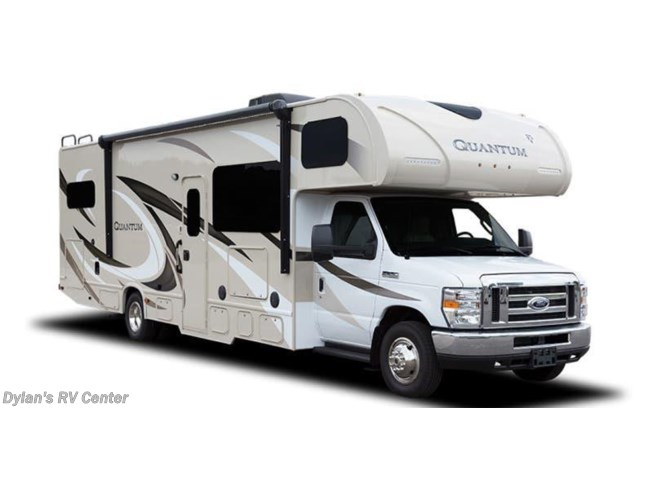 Stock Image for 2018 Thor Motor Coach Quantum LF31 (options and colors may vary)