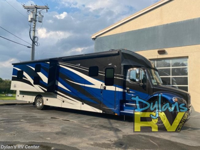 2021 Renegade Verona 40VBH - New Class C For Sale by Dylans RV Center in Sewell, New Jersey features Slideout