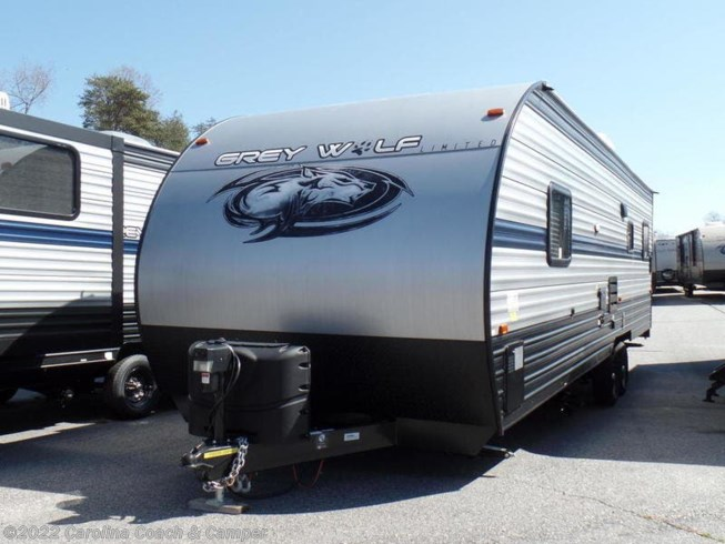 2019 Cherokee Grey Wolf 26RR by Forest River from Carolina Coach & Marine in Claremont, North Carolina