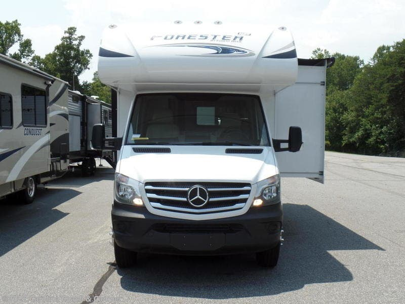 Mercedes Benz Rv >> 2019 Forest River Rv Forester Mercedes Benz 2401w For Sale In Claremont Nc 28610 R6032