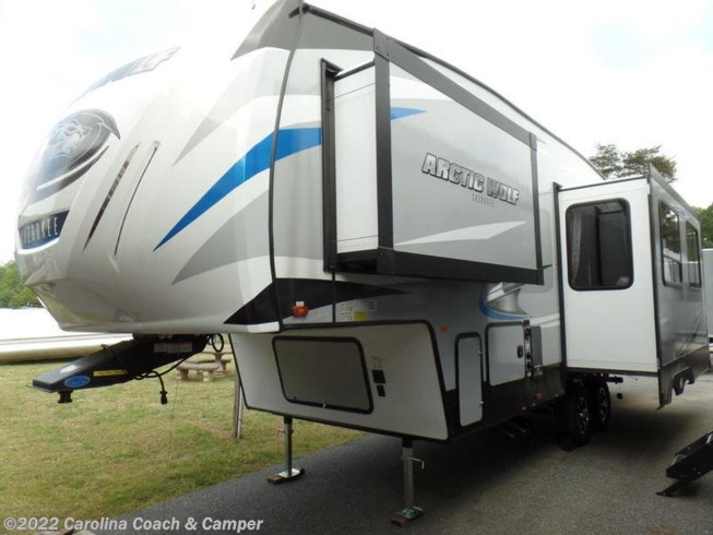 2019 Arctic Wolf 245RK4 by Forest River from Carolina Coach & Marine in Claremont, North Carolina