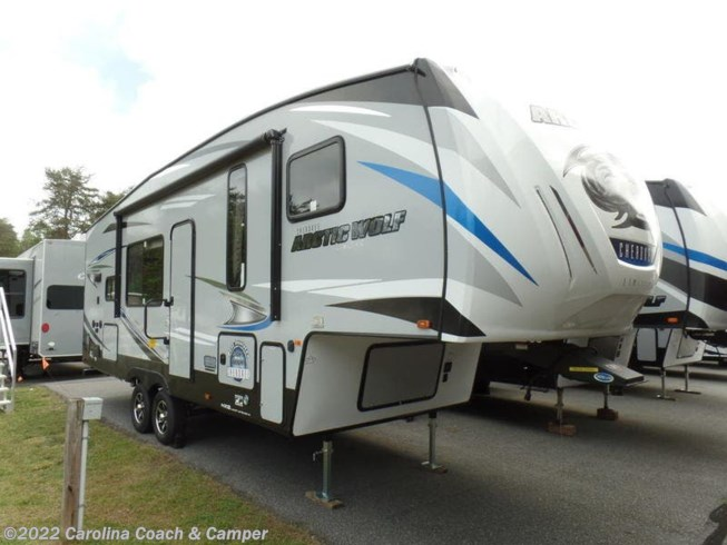New 2019 Forest River Arctic Wolf 245RK4 available in Claremont, North Carolina