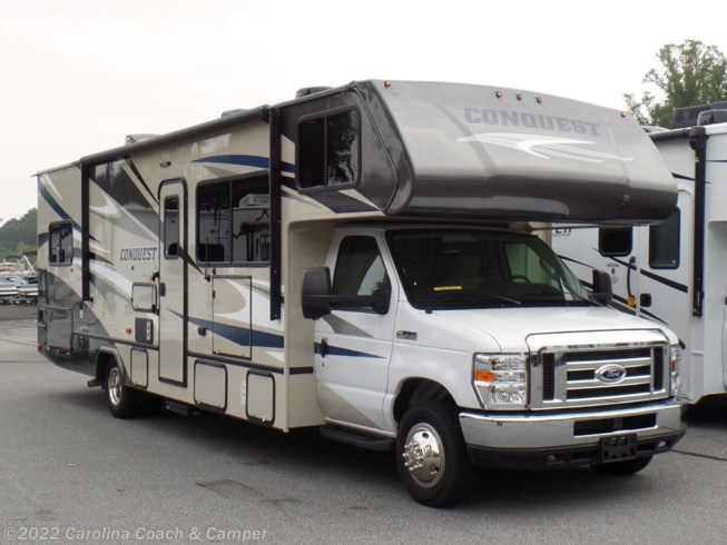 New 2020 Gulf Stream Conquest Class C Motor Home 6310 available in Claremont, North Carolina