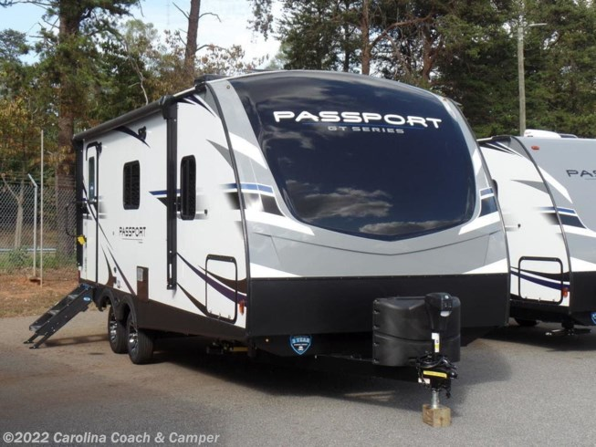 New 2020 Keystone Passport GT 2210RB available in Claremont, North Carolina
