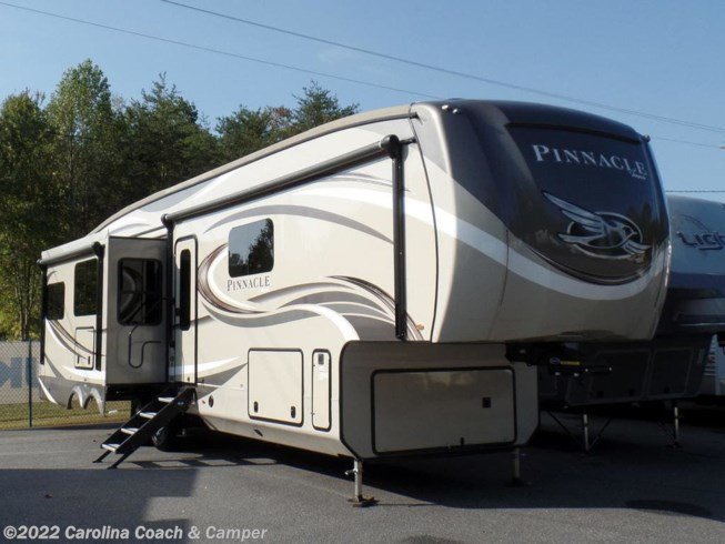 Used 2018 Jayco Pinnacle 36FBTS available in Claremont, North Carolina